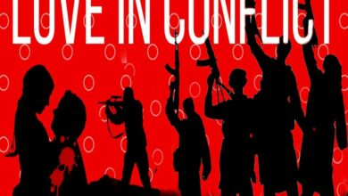 love is in conflict